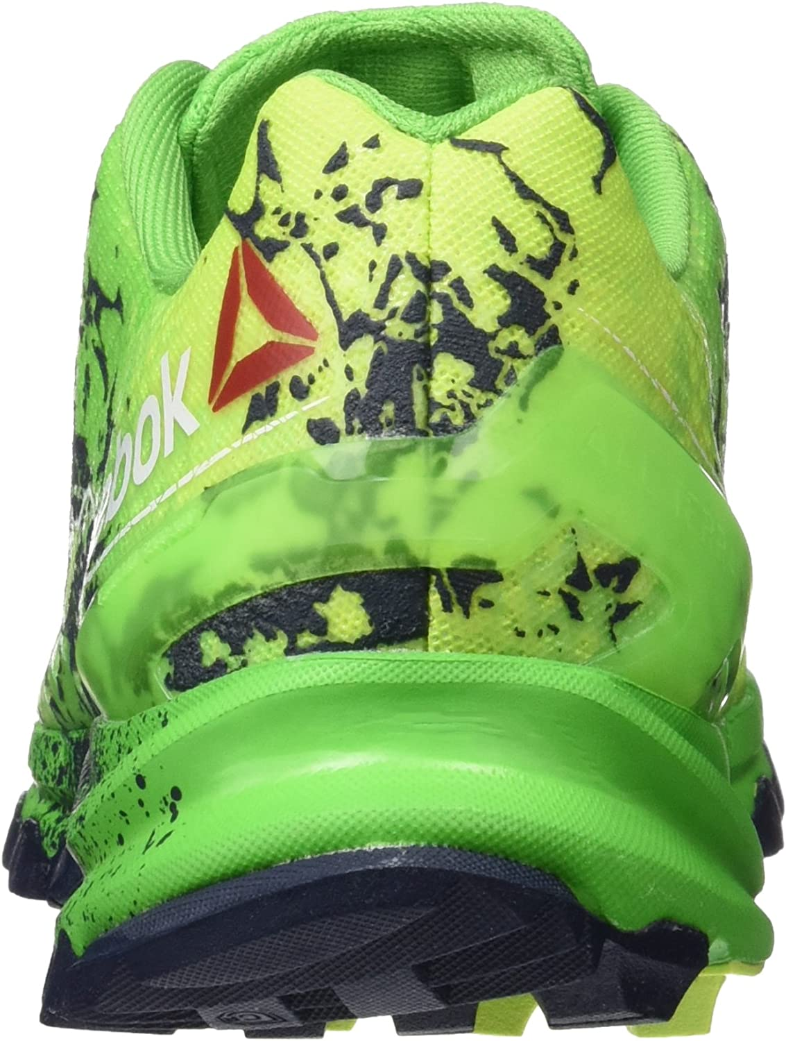 Reebok reebok all terrain thrill scarpe spartan race giallo