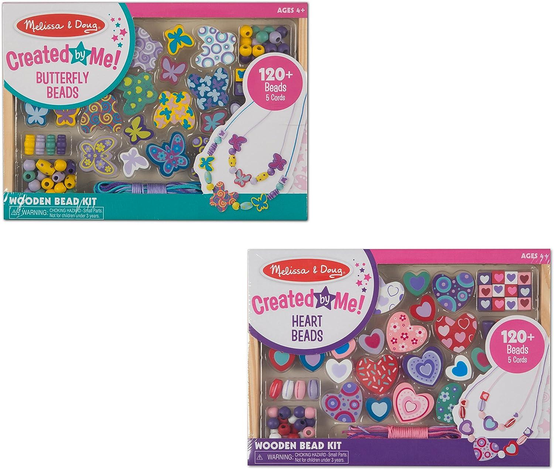 Melissa /& Doug Sweet Hearts Bead Set