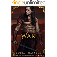 War (The Four Horsemen Book 2) book cover