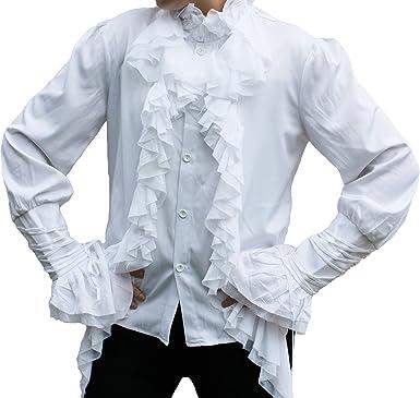 RQ-BL - Camisas - Básico - cuello mao - Manga Larga - para ...