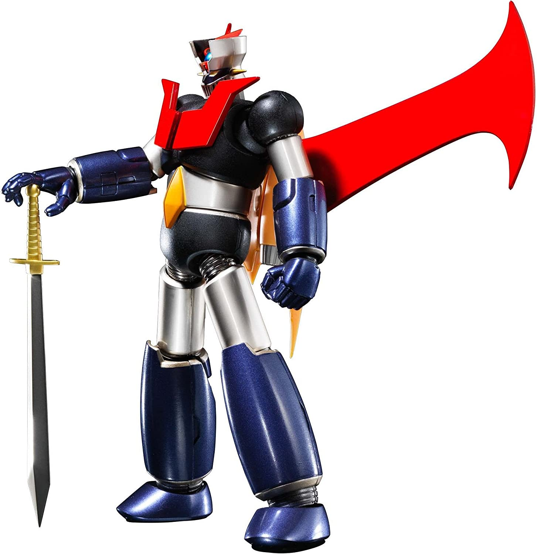 Bandai Tamashii Nations Super Robot Chogokin Kurogane Finish Mazinger Z Action Figure: Amazon.es: Juguetes y juegos