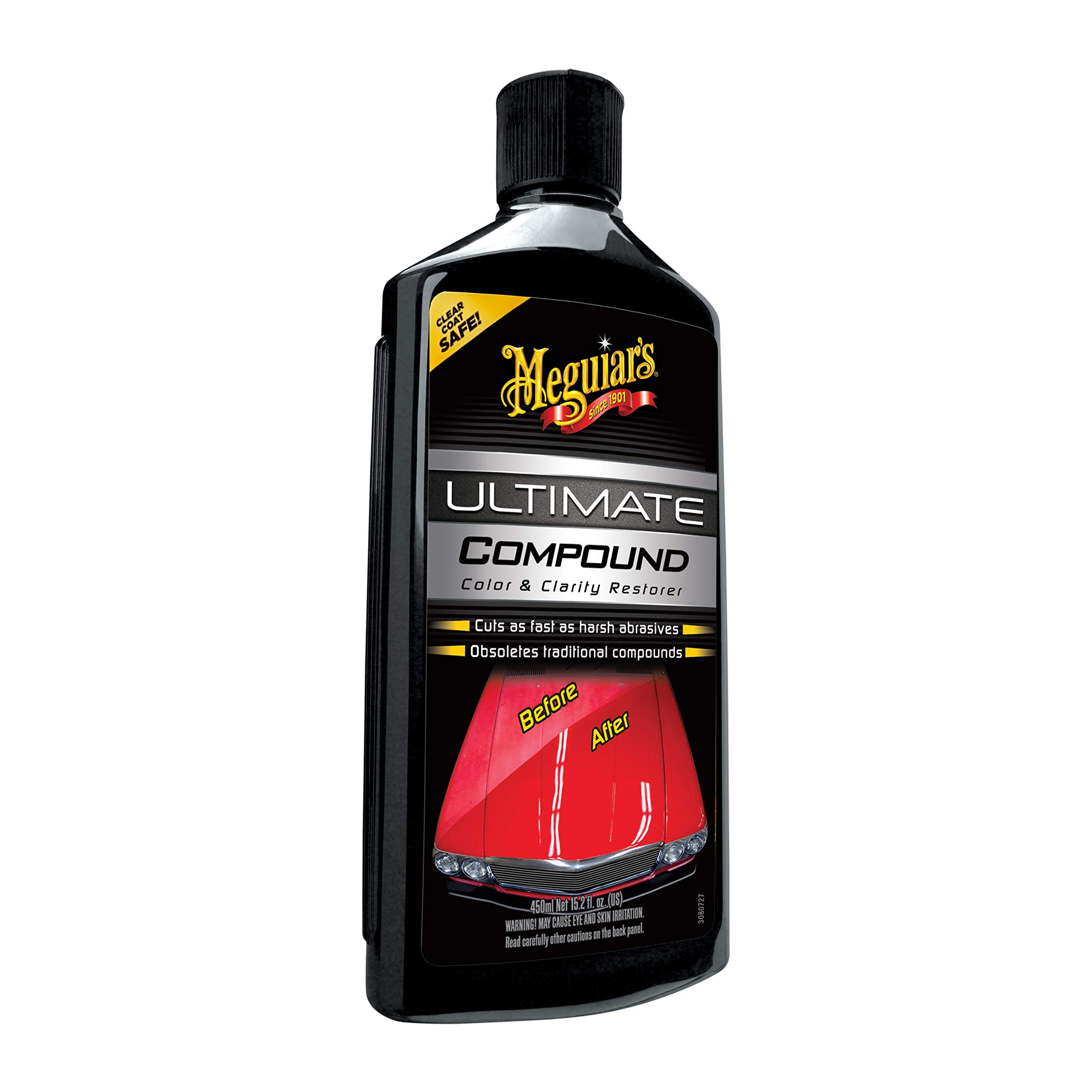 Meguiar's-G17216 Ultimate Compound, 16 oz
