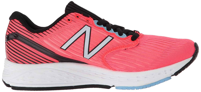New Balance Women's 890v6 US|Vivid Running Shoe B06XSJ6CFK 5.5 B(M) US|Vivid 890v6 Coral/Black 546546