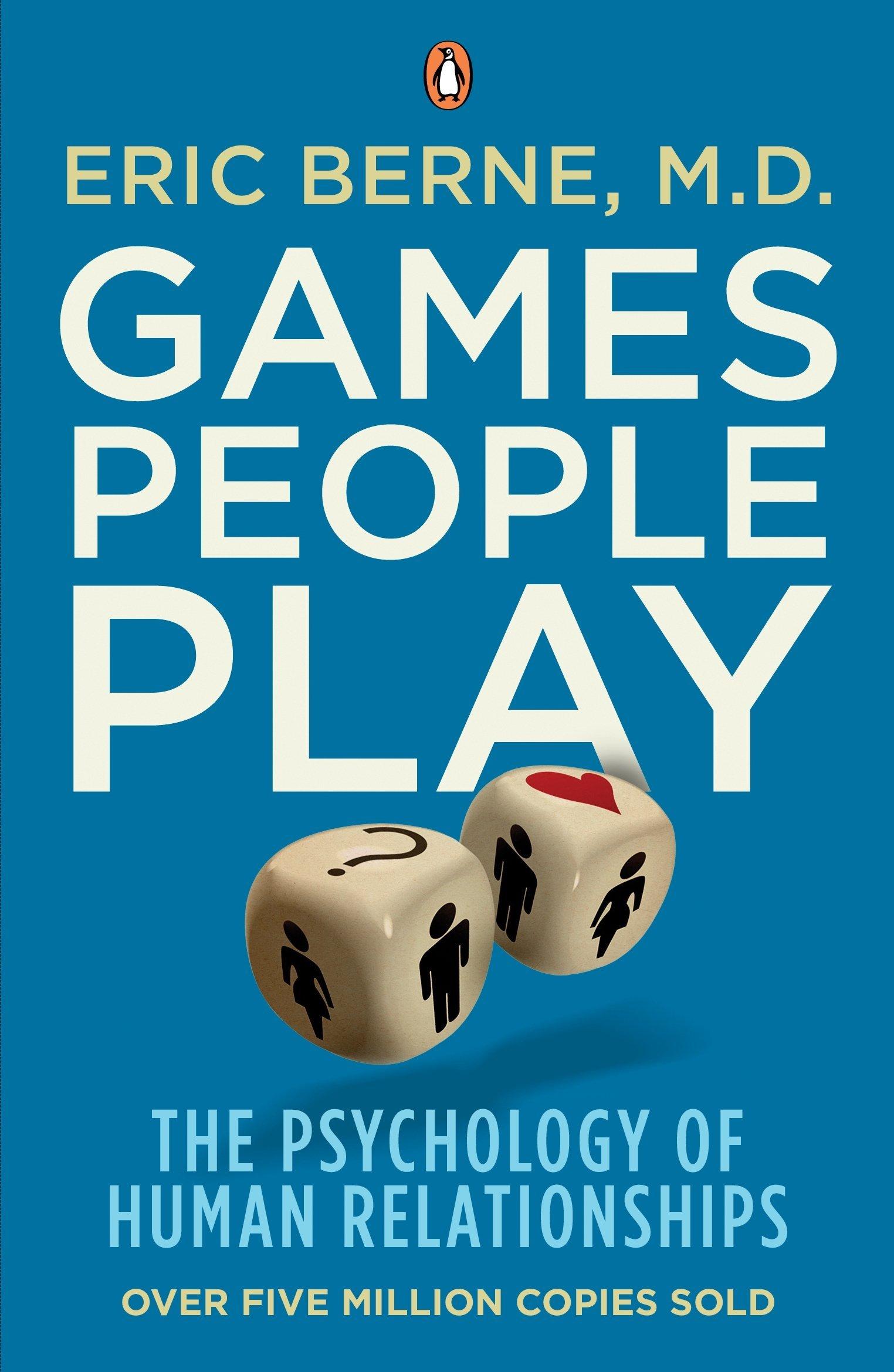 Resultado de imagen de Games People Play Berne