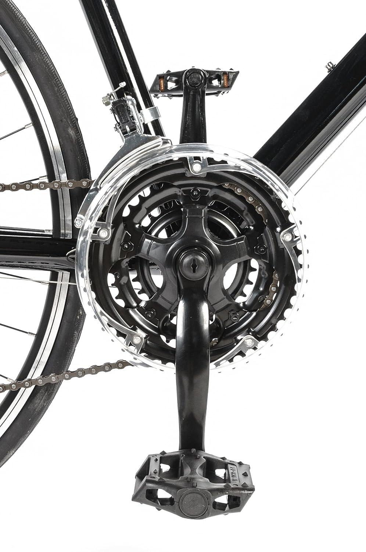 Diameter 1.07inch Keyohome 13.7 inch Bike Seat post Alluminium Alloy Adjustable Seat Post for Cycling Mountain Bike Road Bike MTB BMX