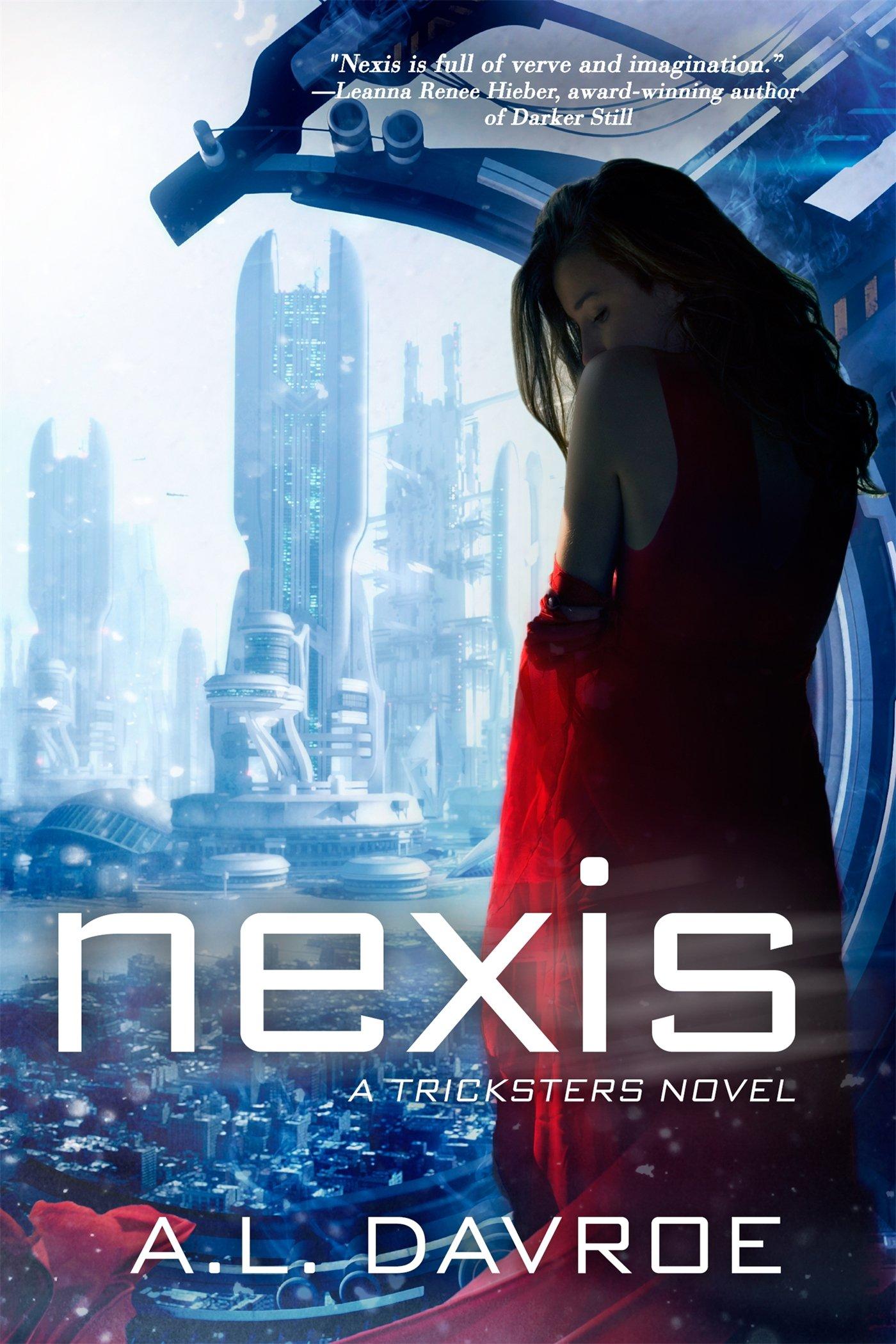 Nexis (A Tricksters Novel) ebook