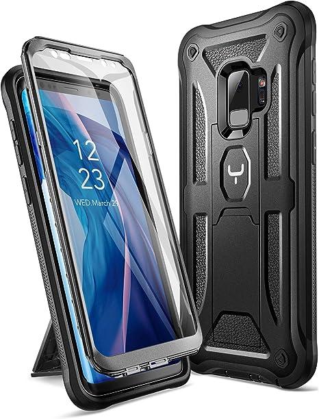 Funda YOUMAKER Galaxy S9, Protección resistente, con protector de pantalla integrado a prueba de golpes, funda para Samsung Galaxy S9, 5,8 pulgadas: Amazon.es: Electrónica