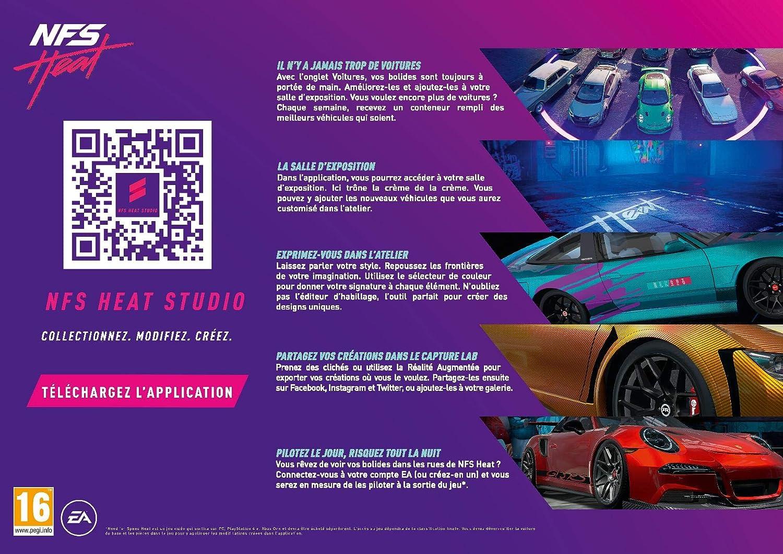 Need for Speed Heat pour Xbox [Importación francesa]: Amazon.es: Videojuegos