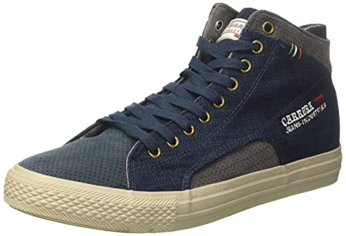 Mens Officer Mix Trainers Carrera u0aN3