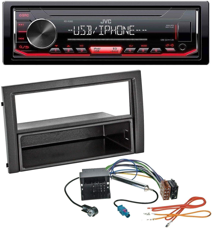 Auto-Elektronik MP3-Tuner sumicorp.com caraudio24 JVC KD-X252 1DIN ...
