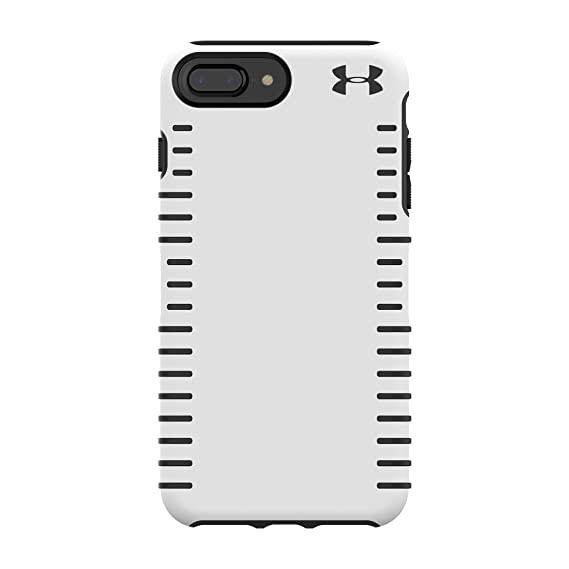 huge selection of 526b8 e58f6 Amazon.com: Under Armour UA Protect Grip Case for iPhone 8 Plus ...