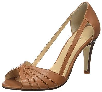 55c1d800c36 JONAK Women s DAGILO Open Toe Heels
