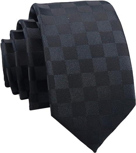 2 Inch Colorful Silk Tie Slim Unisex Ties Narrow Business Men Necktie Neckwear