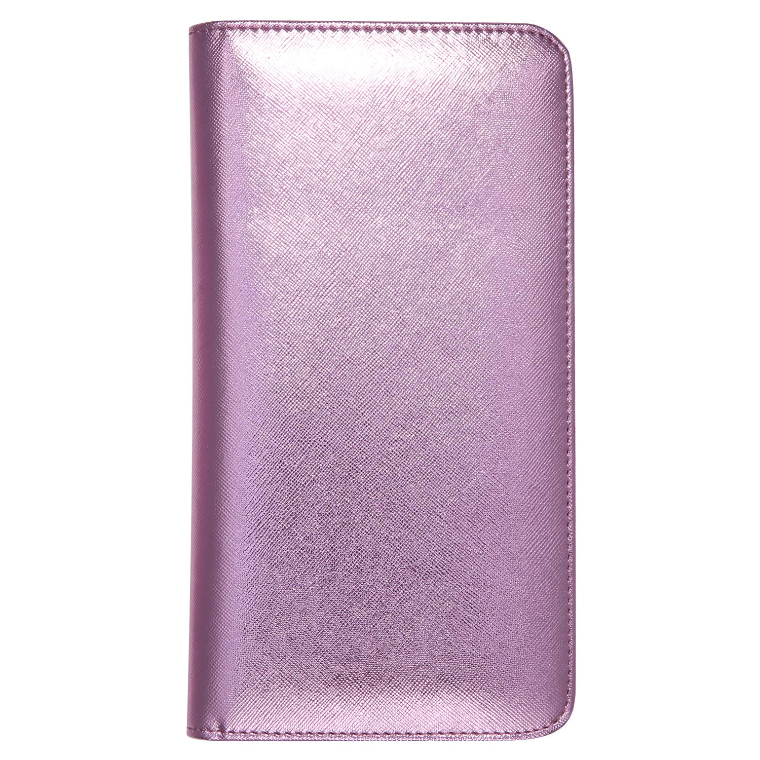 Mymazn Pink Server Book for Waitress Book with Zipper Pocket Server Wallet with Money Pocket and Zipper Pouch Restaurant Waitstaff Organizer, Guest Check Book Holder Money Pocket Fit Server Apron by Mymazn (Image #4)