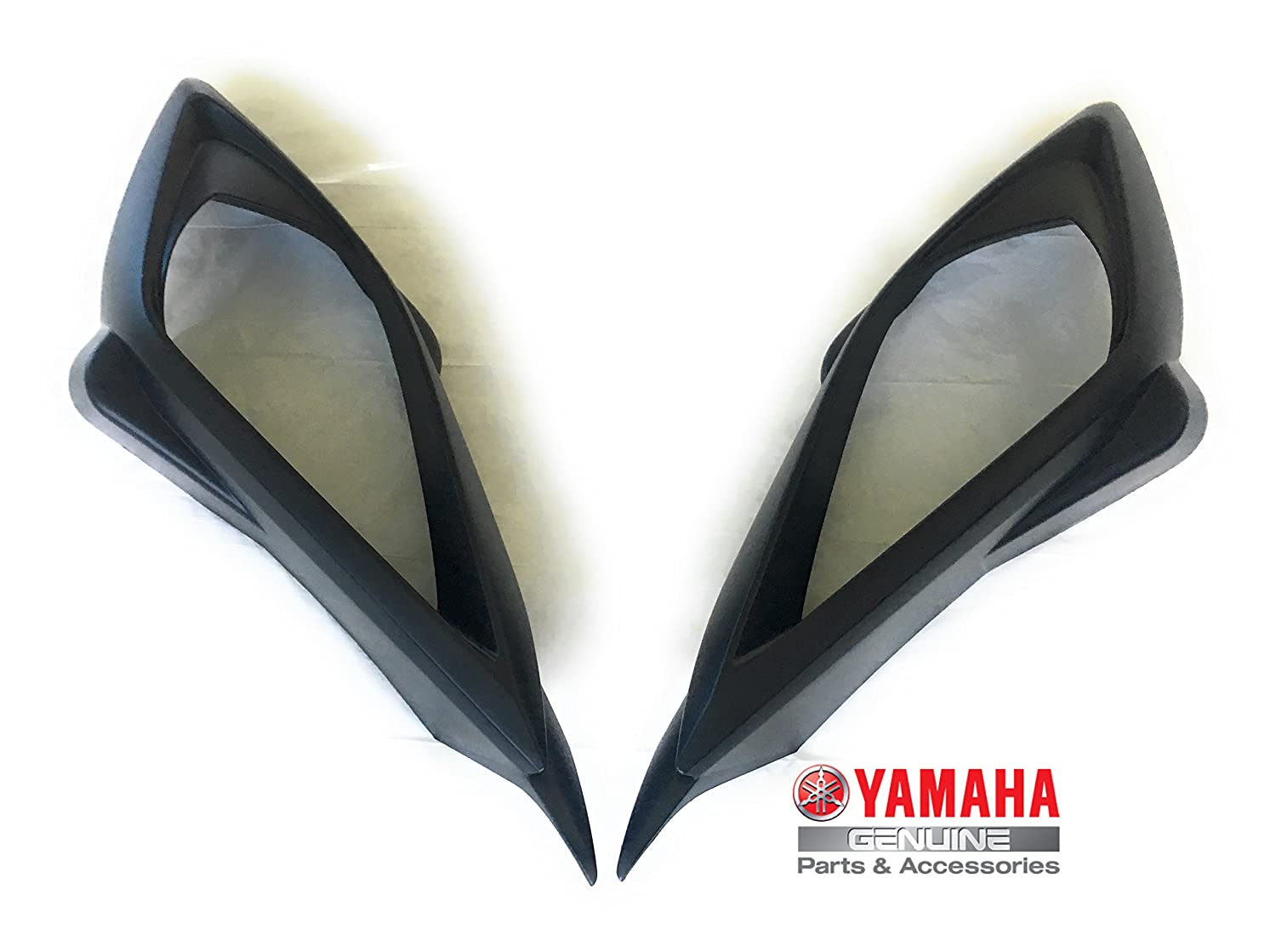 OEM Yamaha Raptor 700 rechts/links Scheinwerfer Trim Cover: Amazon ...
