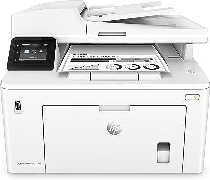 Hp Laserjet Pro M227fdw Laserdrucker Computer Zubehör