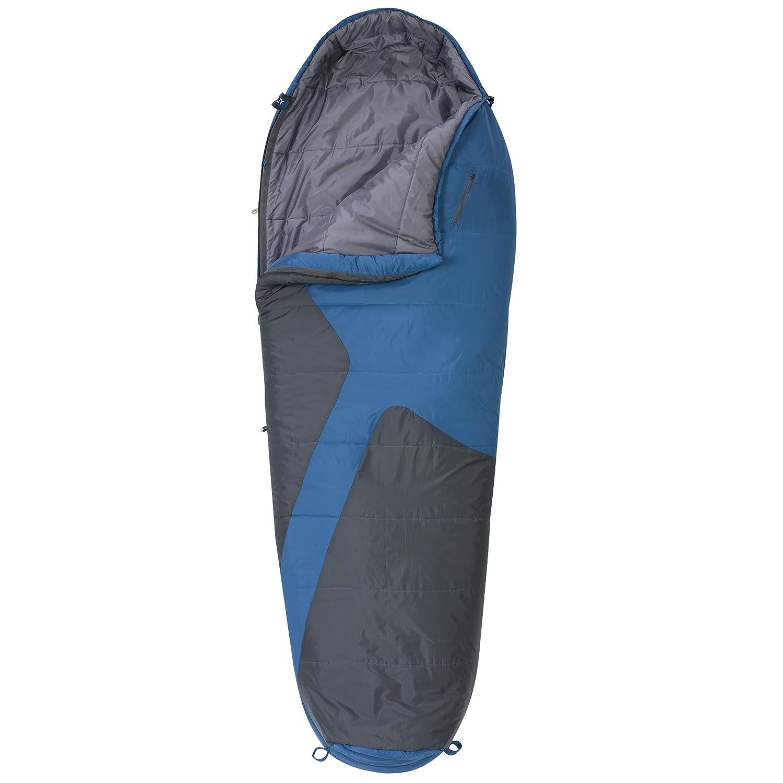 Kelty Mistral 40° - Saco de dormir momia para acampada, color azul, talla Derecha Hand, Regular: Amazon.es: Deportes y aire libre