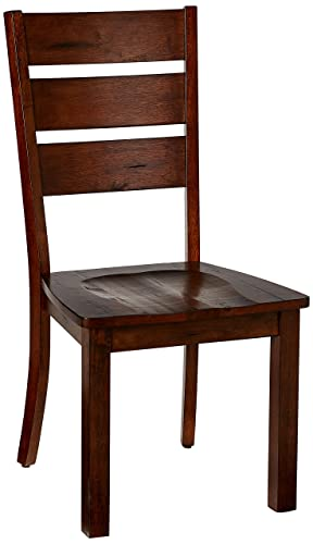 Lane Home Furnishings 5031-52 Dining Chair, Burnished Oak