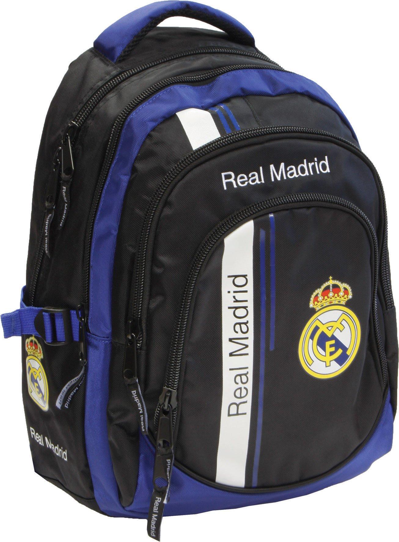 Plecak szkolny 4 komorowy Real Madrid