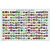 Bandiere del mondo. Geoposter