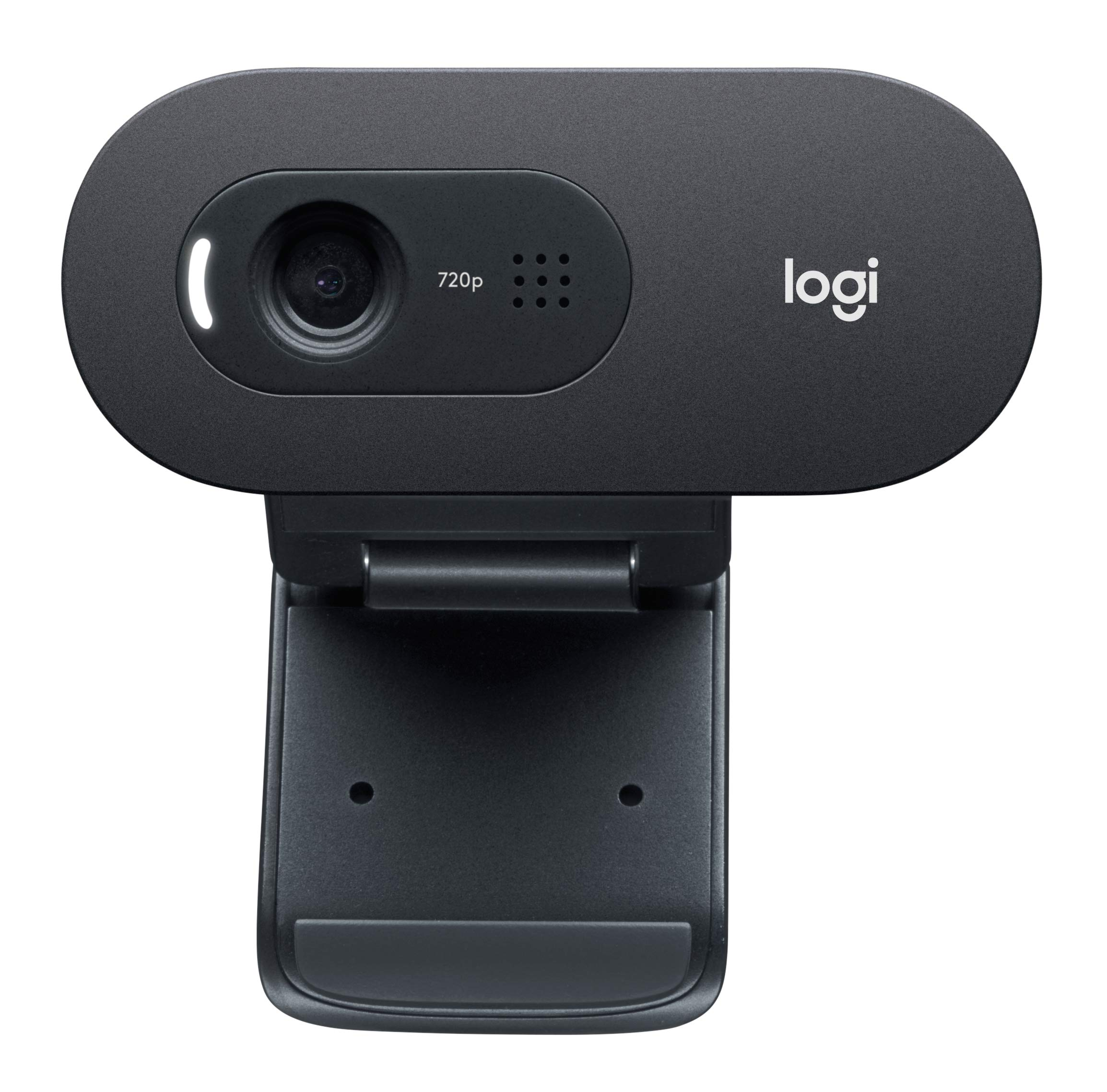 Logitech C270 Desktop or Laptop Webcam,  HD 720p Widescreen for Video Calling and Recording by Logitech