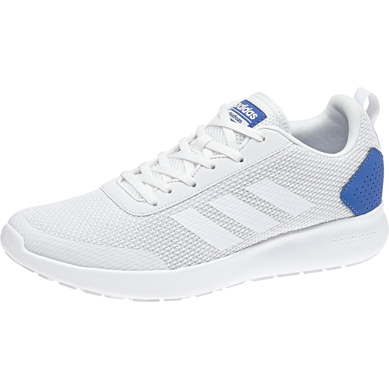 adidas Men's CF Element Race Running Shoe B0716YF762 7 D(M) US|Crystal White/White/Blue