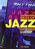 Best of Jazz im chor ( 13 standards de jazz pour choeur mixte) --- Chant(SATB)
