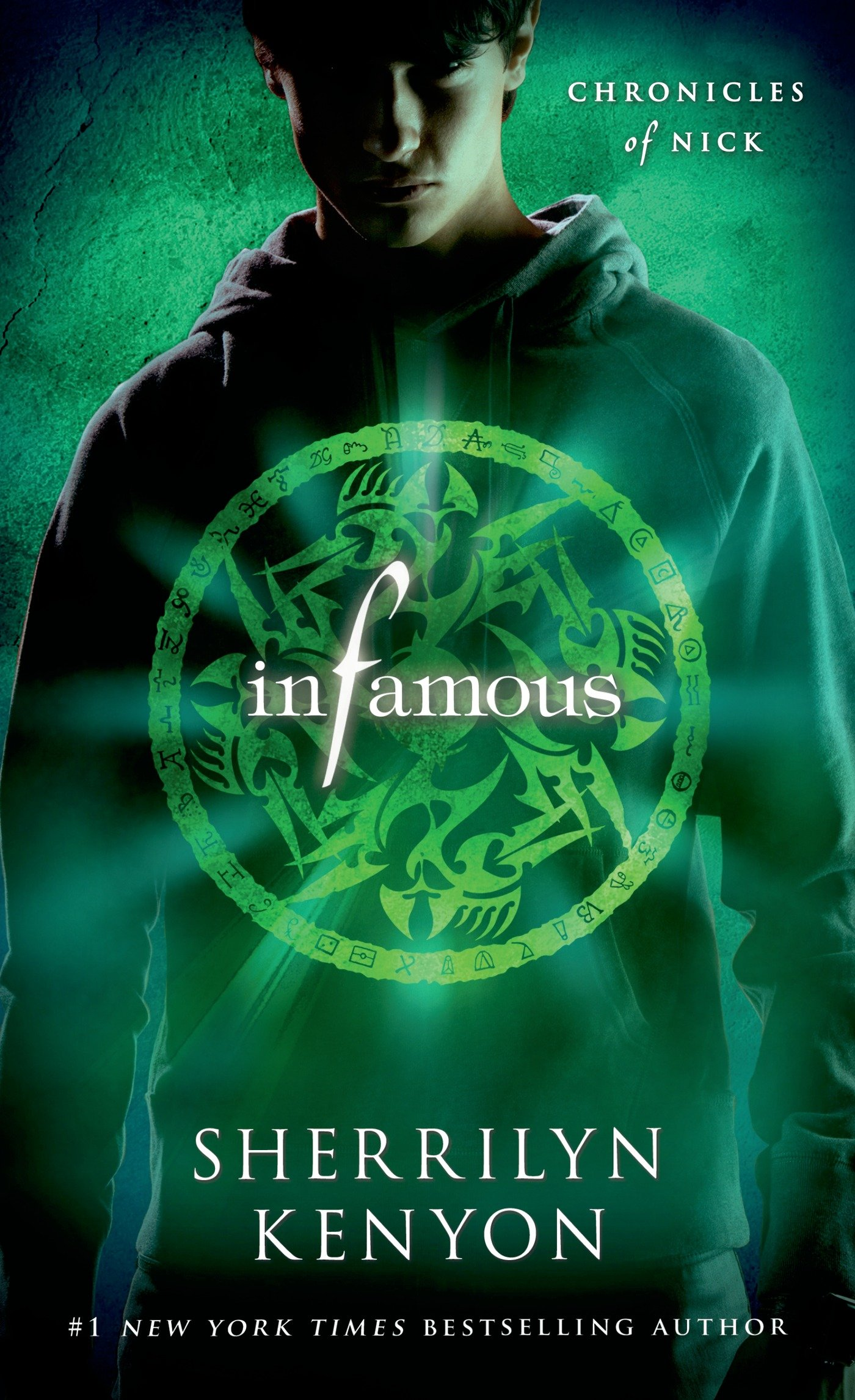 Infamous: Chronicles of Nick ebook