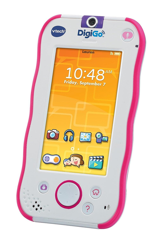 Amazon.es: VTech DigiGo Herramienta Multiuso - electrónica para niños (Kids Multifunctional Gadget, Rosa, Color Blanco, Botones, Tocar, 4 año(s), 10 año(s), ...
