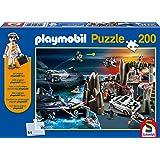 Schmidt - 56021 - Puzzle Classique - Agents Élitaires - 200 Pièces
