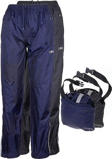 Cmp Pantalones Impermeables Para Hombres Impermeables Transpirables Para Senderismo En Bicicleta Trekking Facilmente Impermeables Sobre 3000 Mm Columna De Agua Mongabayo Amazon Es Ropa Y Accesorios