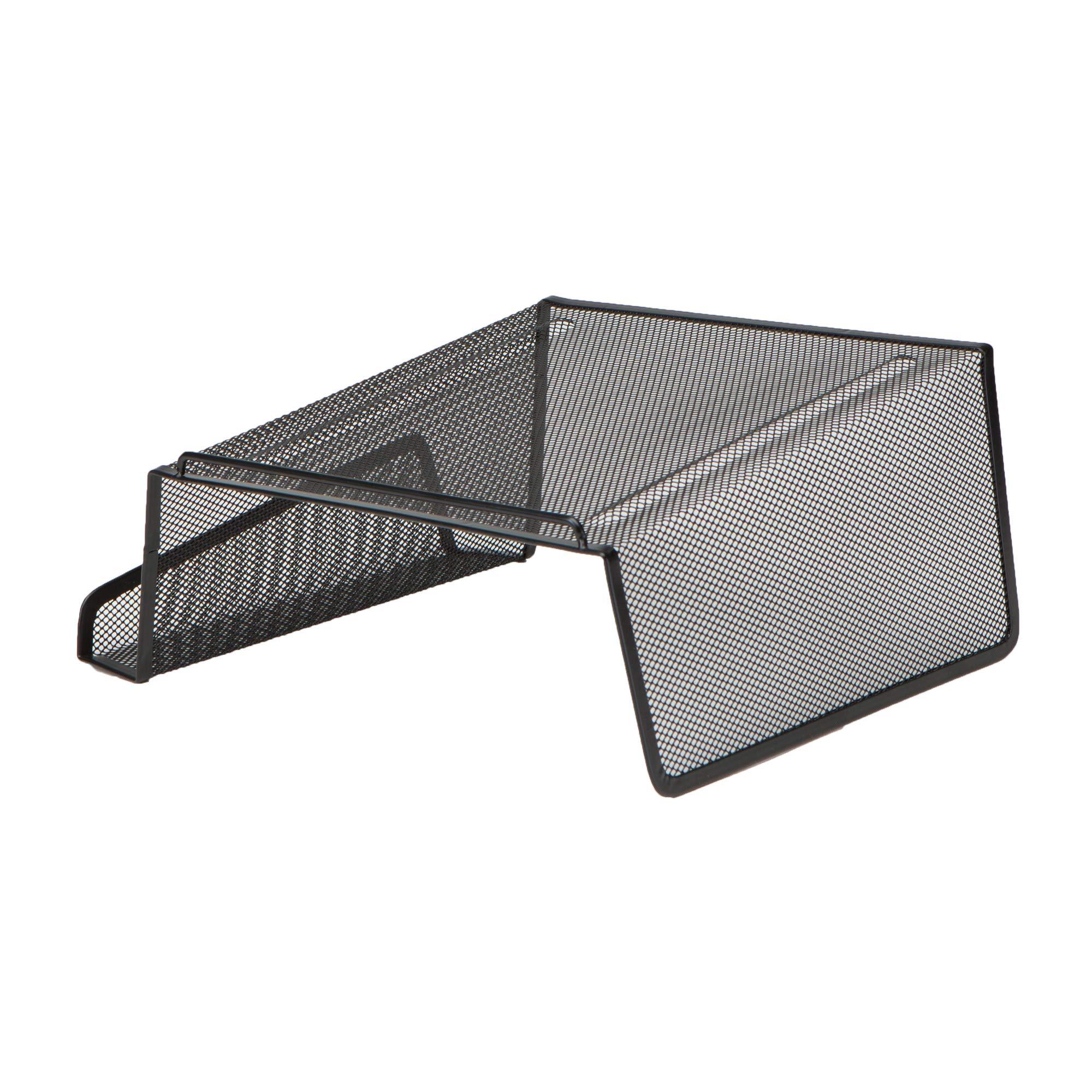 Mind Reader Metal Desktop Phone Stand, 2 Pack, Black by Mind Reader (Image #6)