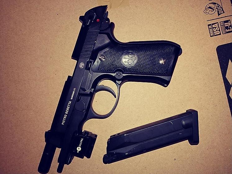 Umarex Beretta M92 A1 .177 Steel BB Airgun, Blowback The very BEST around. Period.