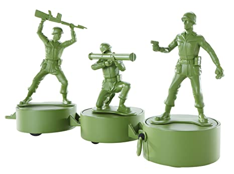 action Army figures men