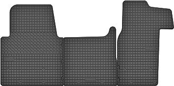 Gummimatten Gummi Fußmatten Satz Für Opel Movano B Nissan Nv400 Renault Master Iii Ab 2010 Passgenau Auto