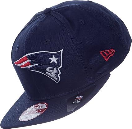 New Era Original-Fit Snapback Cap England Patriots  Amazon.co.uk ... 58f51afbfc5d