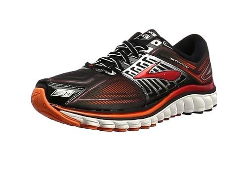 BrooksGlycerin 13 - Zapatillas de Entrenamiento Hombre, Color Rojo ...