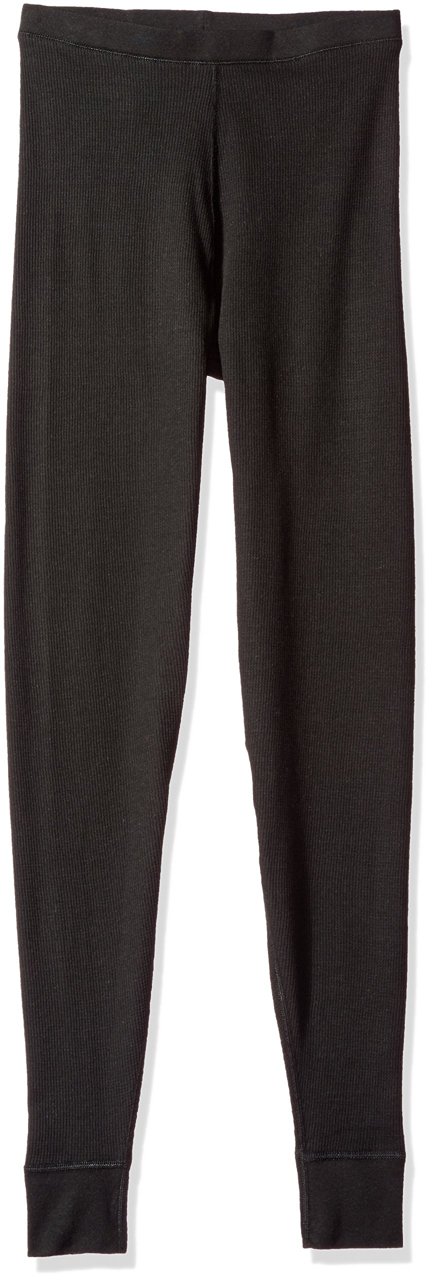 Hanes Women's Plus Size Ultimate Thermal Pant, Black, 3XL