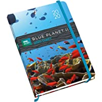 BBC Blue Planet Official 2020 Diary - Week to View A5 format