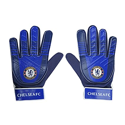 Amazon.com   Chelsea FC Official Soccer Gift Kids Youths Goalkeeper ... ce6ae93af4db