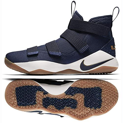 48d8e510e066 Nike LeBron Soldier XI Mens Basketball Shoes (10.5