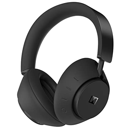 Dolby Dimension Wireless Bluetooth Headphones Over Ear (Black) with Active  Noise Cancellation (ANC), Transparency and Iconic Dolby Sound for Music,