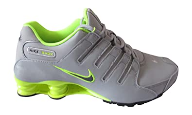 c84417c677e Nike Shox NZ Mens Running Trainers 378341 Sneakers Shoes (UK 7.5 US 8.5 EU  42