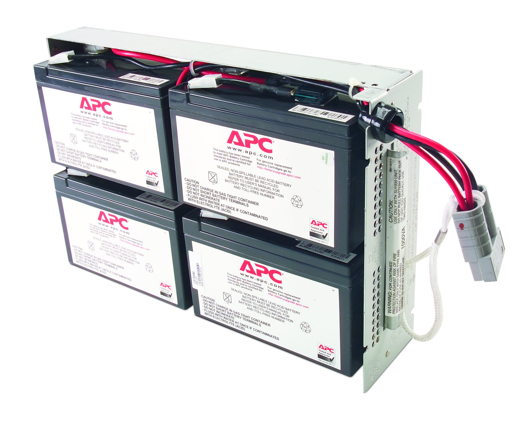 New! UPSBatteryCenter RBC32 Compatible Battery Pack for BX800-CN ...