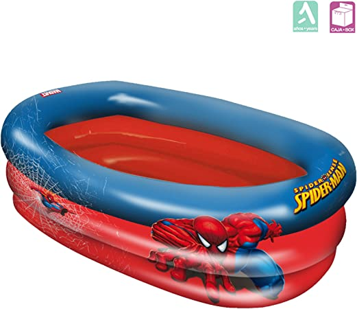 ColorBaby Piscina Bebé - Spiderman: Mondo Spiderman Baby Bath ...