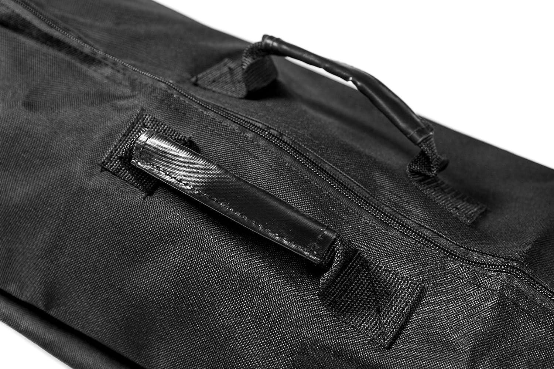 125 cm lang HD Schutztasche TOP Tasche Verkehr f/ür Metalldetektor oder Mikrofon//Lautsprecher stehen XXL