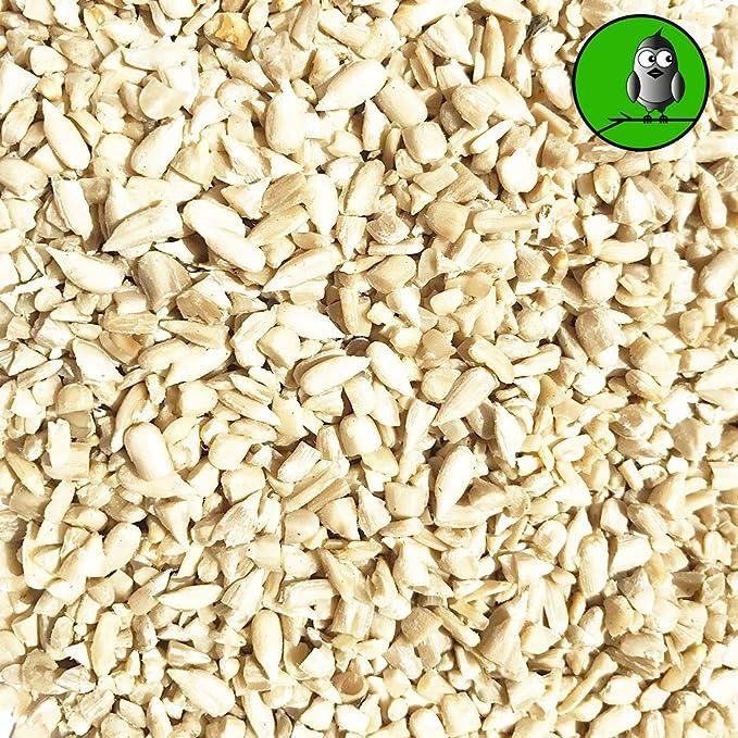 25 kg de pipas de girasol peladas de la marca Vogelfood, de alta calidad: Amazon.es: Productos para mascotas