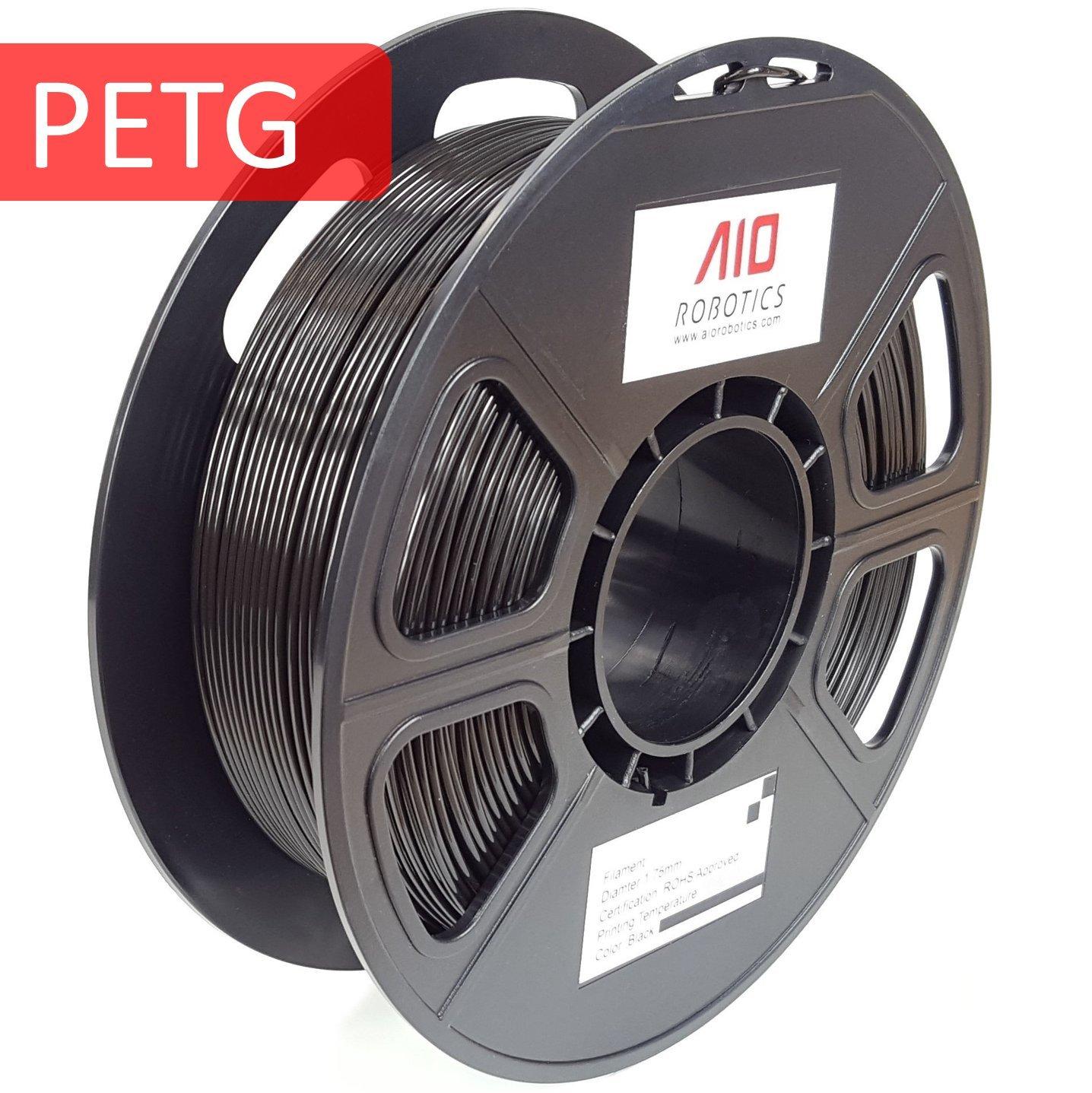 Filamento AIO Robotics Premium para impresoras 3D, PETG, 0,5 kg ...