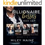 Billionaire Bosses Box Set