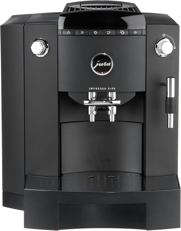 Jura Impressa - Cafetera automática, color negro: Amazon.es: Hogar